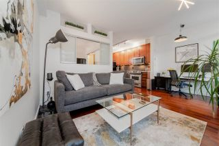 """Photo 5: 404 2055 YUKON Street in Vancouver: False Creek Condo for sale in """"MONTREUX"""" (Vancouver West)  : MLS®# R2537726"""