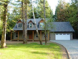 Photo 1: 7881 Chubb Rd in SOOKE: Sk Kemp Lake House for sale (Sooke)  : MLS®# 607937