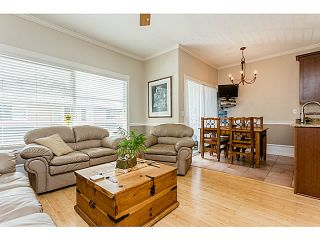 Photo 5: # 18 2951 PANORAMA DR in Coquitlam: Westwood Plateau Condo for sale : MLS®# V1138879