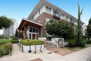 """Photo 1: 308 215 BROOKES Street in New Westminster: Queensborough Condo for sale in """"DUO"""" : MLS®# R2525288"""
