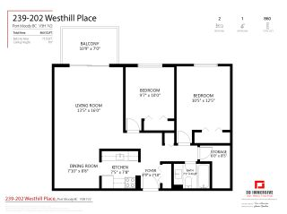 """Photo 26: 239 202 WESTHILL Place in Port Moody: College Park PM Condo for sale in """"Westhill Place"""" : MLS®# R2558066"""