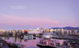 Photo 3:  in vancouver: False Creek Condo for sale (Vancouver West)
