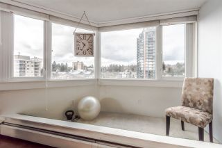 """Photo 7: 1101 31 ELLIOT Street in New Westminster: Downtown NW Condo for sale in """"Royal Albert Towers"""" : MLS®# R2541971"""