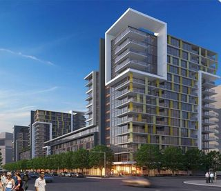 Main Photo: 210-1783 Manitoba Street in Vancouver: False Creek Condo for rent (Vancouver West)