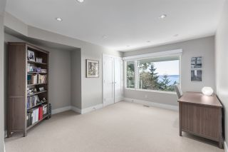 Photo 23: 5056 PINETREE CRESCENT in West Vancouver: Upper Caulfeild House for sale : MLS®# R2430460