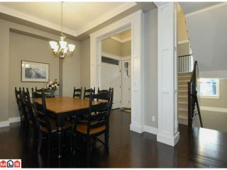 """Photo 4: 2576 163A Street in Surrey: Grandview Surrey House for sale in """"MORGAN HEIGHTS"""" (South Surrey White Rock)  : MLS®# F1108651"""