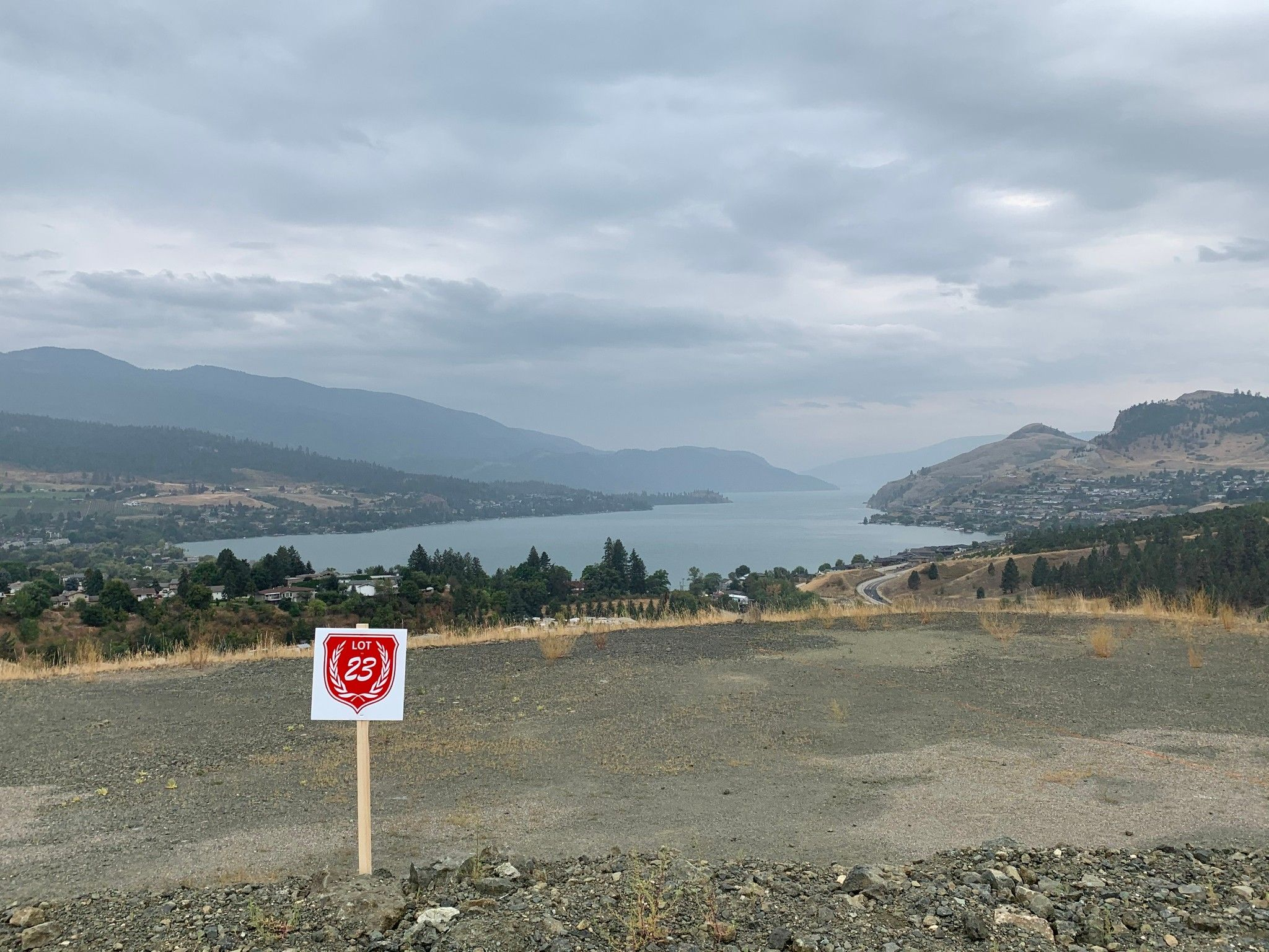 Main Photo: Lot 23 900 Mt Griffin Road in Vernon: Middlton Mtn Vacant Land for sale (North Okanagan)  : MLS®# 10215265