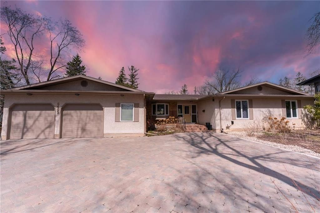 Main Photo: 6405 Southboine Drive in Winnipeg: Charleswood Residential for sale (1F)  : MLS®# 202109133