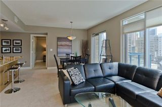 Photo 14: 1808 910 5 Avenue SW in Calgary: Downtown Commercial Core Apartment for sale : MLS®# C4302434