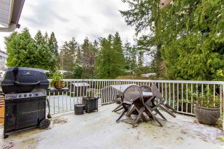 Photo 37: 3497 HASTINGS Street in Port Coquitlam: Woodland Acres PQ House for sale : MLS®# R2126668