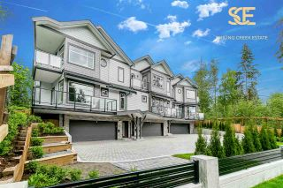 "Photo 12: 104 3499 GISLASON Avenue in Coquitlam: Burke Mountain Townhouse for sale in ""Smiling Creek Estate"" : MLS®# R2502414"