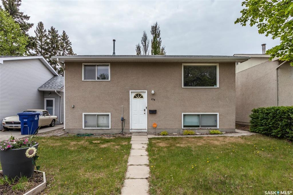 Main Photo: 258 Boychuk Drive in Saskatoon: East College Park Residential for sale : MLS®# SK810289