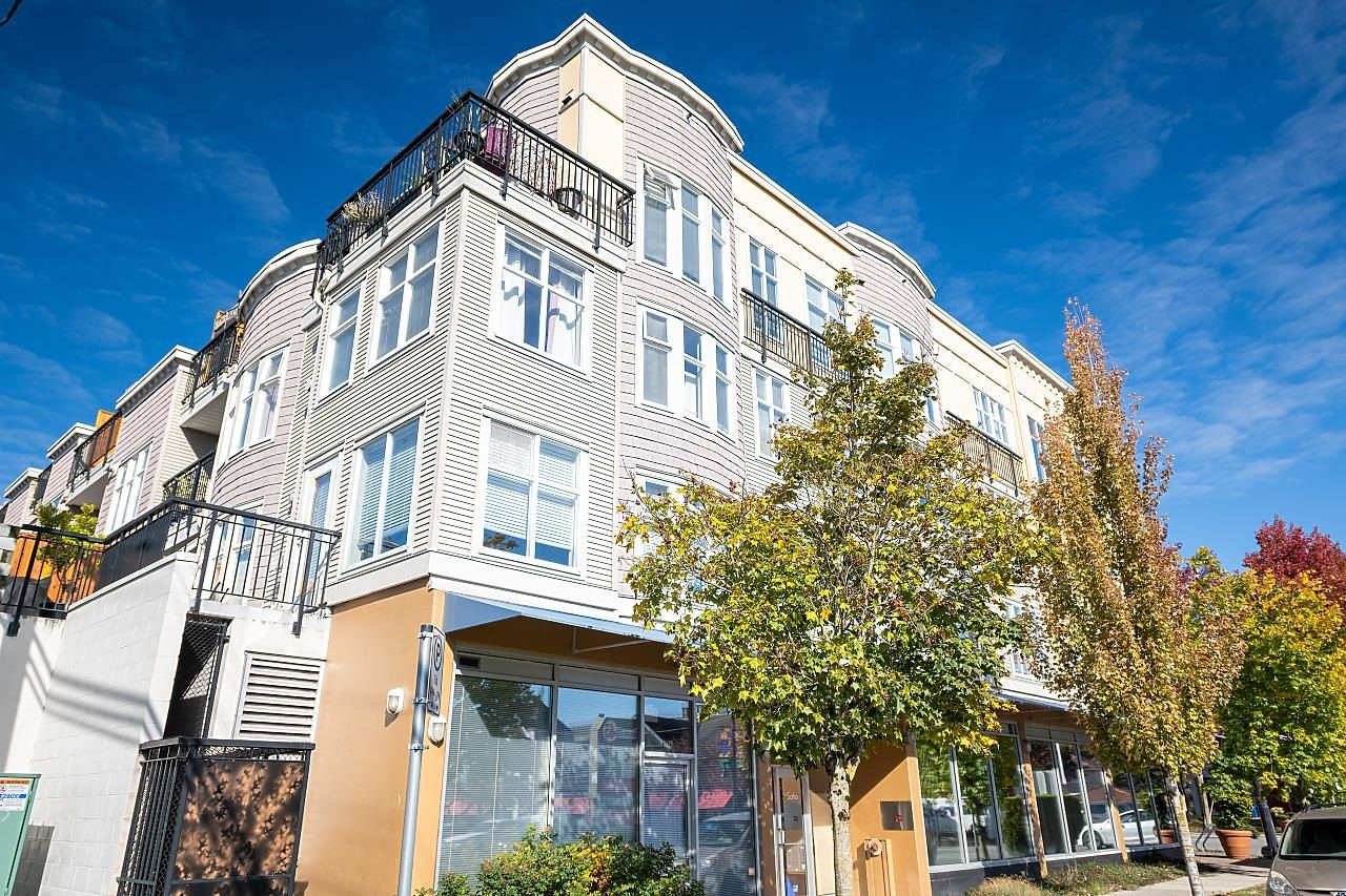 """Main Photo: 309 1503 W 65TH Avenue in Vancouver: S.W. Marine Condo for sale in """"The SOHO"""" (Vancouver West)  : MLS®# R2625872"""
