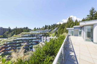 """Photo 30: 702 768 ARTHUR ERICKSON Place in West Vancouver: Park Royal Condo for sale in """"EVELYN - Forest's Edge PENTHOUSE"""" : MLS®# R2549644"""
