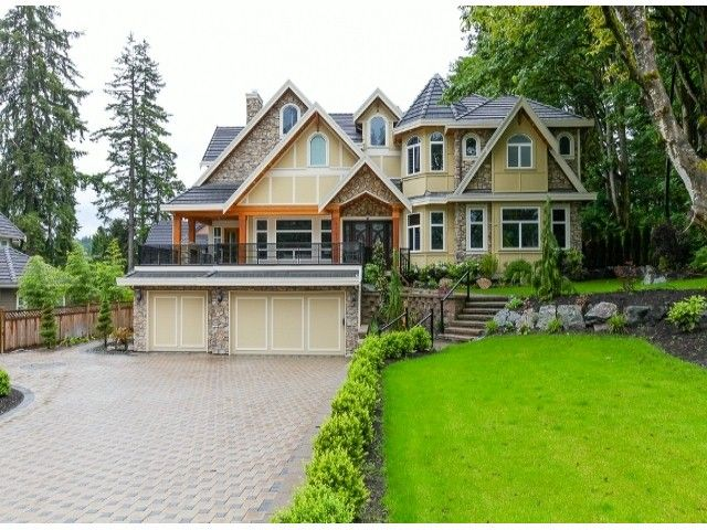 "Main Photo: 14072 32A Avenue in Surrey: Elgin Chantrell House for sale in ""The Estates at Elgin Creek"" (South Surrey White Rock)  : MLS®# F1325415"