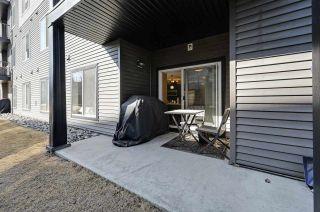 Photo 30: 104 340 WINDERMERE Road in Edmonton: Zone 56 Condo for sale : MLS®# E4247159