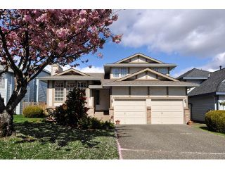 Photo 1: 2417 COLONIAL Drive in Port Coquitlam: Citadel PQ House for sale : MLS®# V1116760