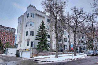 Photo 36: 413 10033 110 Street in Edmonton: Zone 12 Condo for sale : MLS®# E4223211