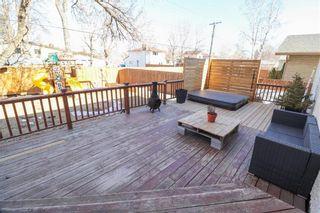 Photo 32: 347 Knowles Avenue in Winnipeg: North Kildonan Residential for sale (3G)  : MLS®# 202105529