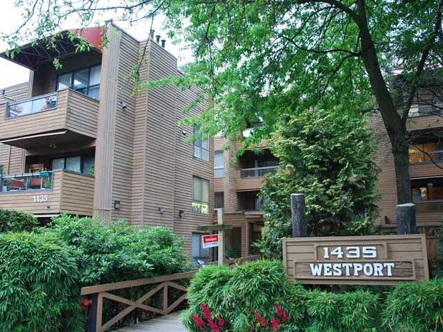"""Photo 2: Photos: 208 1435 NELSON Street in Vancouver: West End VW Condo for sale in """"WESTPORT"""" (Vancouver West)  : MLS®# V877675"""
