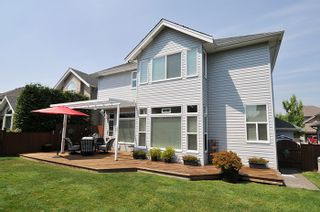 Photo 19: 19456 THORBURN WAY in Pitt Meadows: South Meadows House for sale : MLS®# R2189637