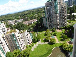 """Photo 3: 1703 1199 EASTWOOD Street in Coquitlam: North Coquitlam Condo for sale in """"SELKIRK"""" : MLS®# R2283280"""