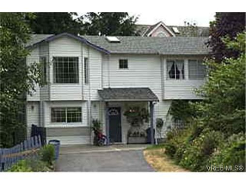 Main Photo: 3421 Sunheights Dr in VICTORIA: Co Triangle House for sale (Colwood)  : MLS®# 265707