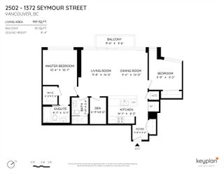 """Photo 25: 2502 1372 SEYMOUR Street in Vancouver: Downtown VW Condo for sale in """"THE MARK"""" (Vancouver West)  : MLS®# R2617903"""