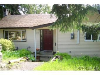 Main Photo: 3011 Glen Lake Rd in VICTORIA: La Glen Lake House for sale (Langford)  : MLS®# 501091