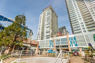 """Photo 1: 1409 908 QUAYSIDE Drive in New Westminster: Quay Condo for sale in """"Riversky 1"""" : MLS®# R2483155"""
