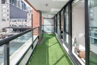 """Photo 5: 310 977 MAINLAND Street in Vancouver: Yaletown Condo for sale in """"YALETOWN PARK III by Wall Financial"""" (Vancouver West)  : MLS®# R2241322"""