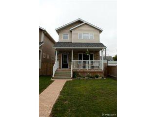 Photo 2: 134 Harrowby Avenue in WINNIPEG: St Vital Residential for sale (South East Winnipeg)  : MLS®# 1420908