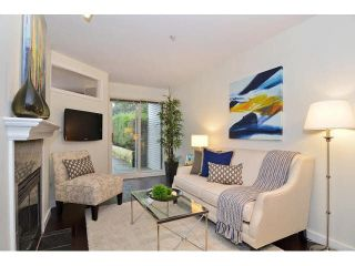 "Photo 4: 108 3278 HEATHER Street in Vancouver: Cambie Condo for sale in ""THE HEATHERSTONE"" (Vancouver West)  : MLS®# V1116295"