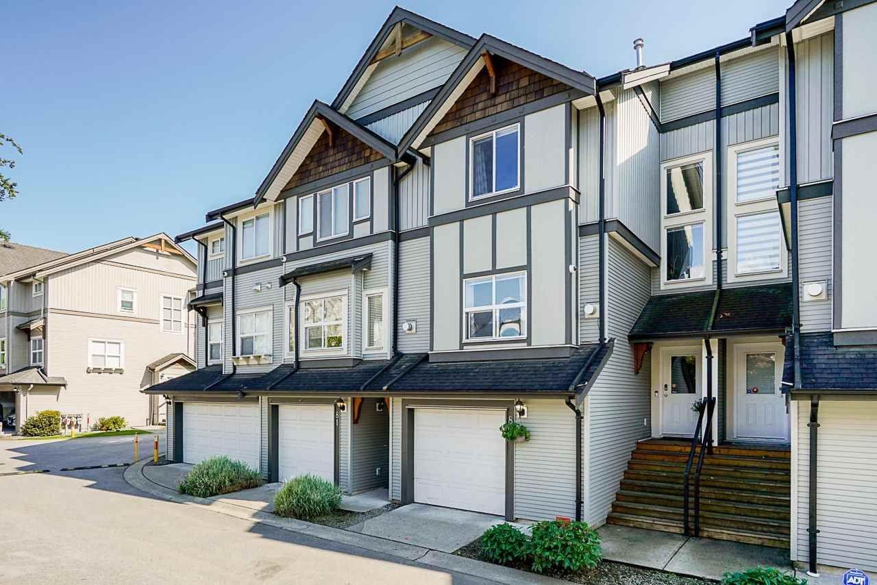 "Main Photo: 80 12677 63 Avenue in Surrey: Panorama Ridge Townhouse for sale in ""SUNRIDGE ESTATES"" : MLS®# R2483980"