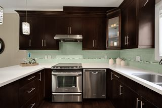 """Photo 15: 204 3488 SEFTON Street in Port Coquitlam: Glenwood PQ Townhouse for sale in """"Sefton Springs"""" : MLS®# R2527874"""