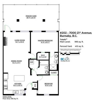 """Photo 17: 202 7000 21ST Avenue in Burnaby: Highgate Townhouse for sale in """"VILLETTA"""" (Burnaby South)  : MLS®# R2131928"""
