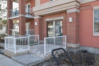 Photo 2: 302 825 Mcdougall Road NE in Calgary: Bridgeland/Riverside Apartment for sale : MLS®# A1090987