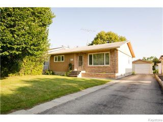 Photo 1: 321 PARK Avenue in BEAUSEJOUR: Beausejour / Tyndall Residential for sale (Winnipeg area)  : MLS®# 1522181