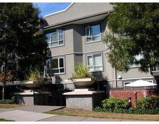 """Photo 1: 312 555 W 14TH Avenue in Vancouver: Fairview VW Condo for sale in """"CAMBRIDGE PLACE"""" (Vancouver West)  : MLS®# V666633"""
