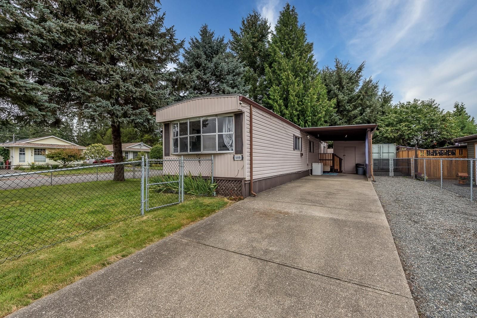 Main Photo: 500 Nechako Ave in : CV Courtenay East House for sale (Comox Valley)  : MLS®# 853647