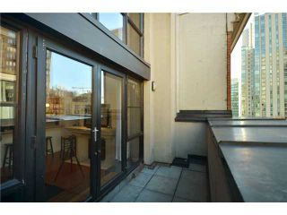 Photo 7: PH504 1238 HOMER Street in Vancouver: Yaletown Condo for sale (Vancouver West)  : MLS®# V924660