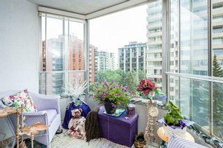 Photo 18: 802 11826 100 Avenue in Edmonton: Zone 12 Condo for sale : MLS®# E4255864