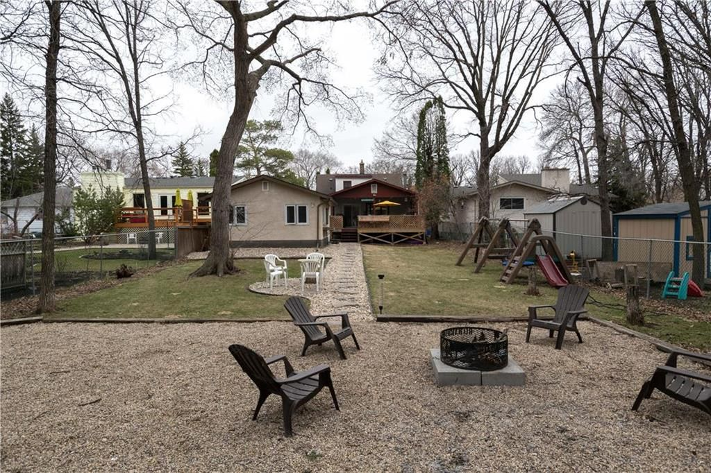 Photo 28: Photos: 145 Woodlawn Avenue in Winnipeg: Residential for sale (2C)  : MLS®# 202110539