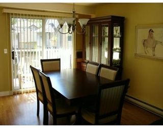Photo 4: 9 2450 LOBB AV in Port_Coquitlam: House for sale (Canada)  : MLS®# V608765