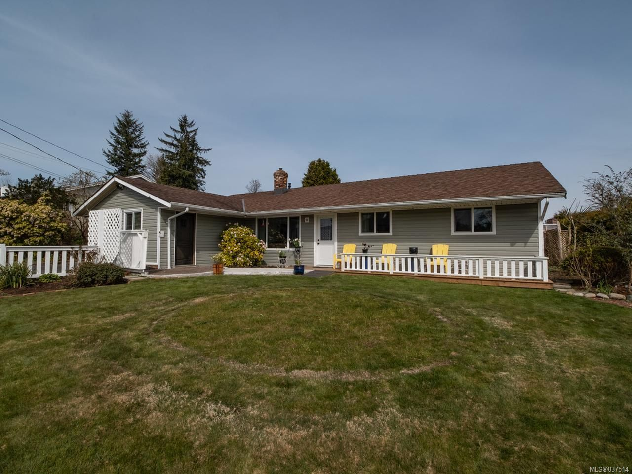 Main Photo: 332 Parkway Rd in CAMPBELL RIVER: CR Willow Point House for sale (Campbell River)  : MLS®# 837514
