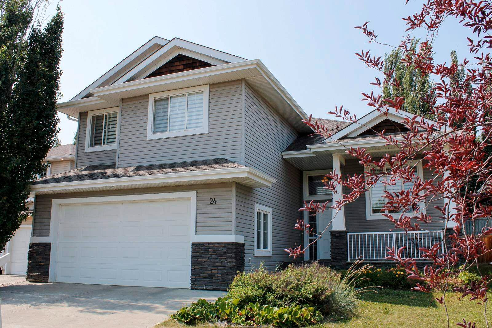 Main Photo: 24 OVERTON Place: St. Albert House for sale : MLS®# E4254889