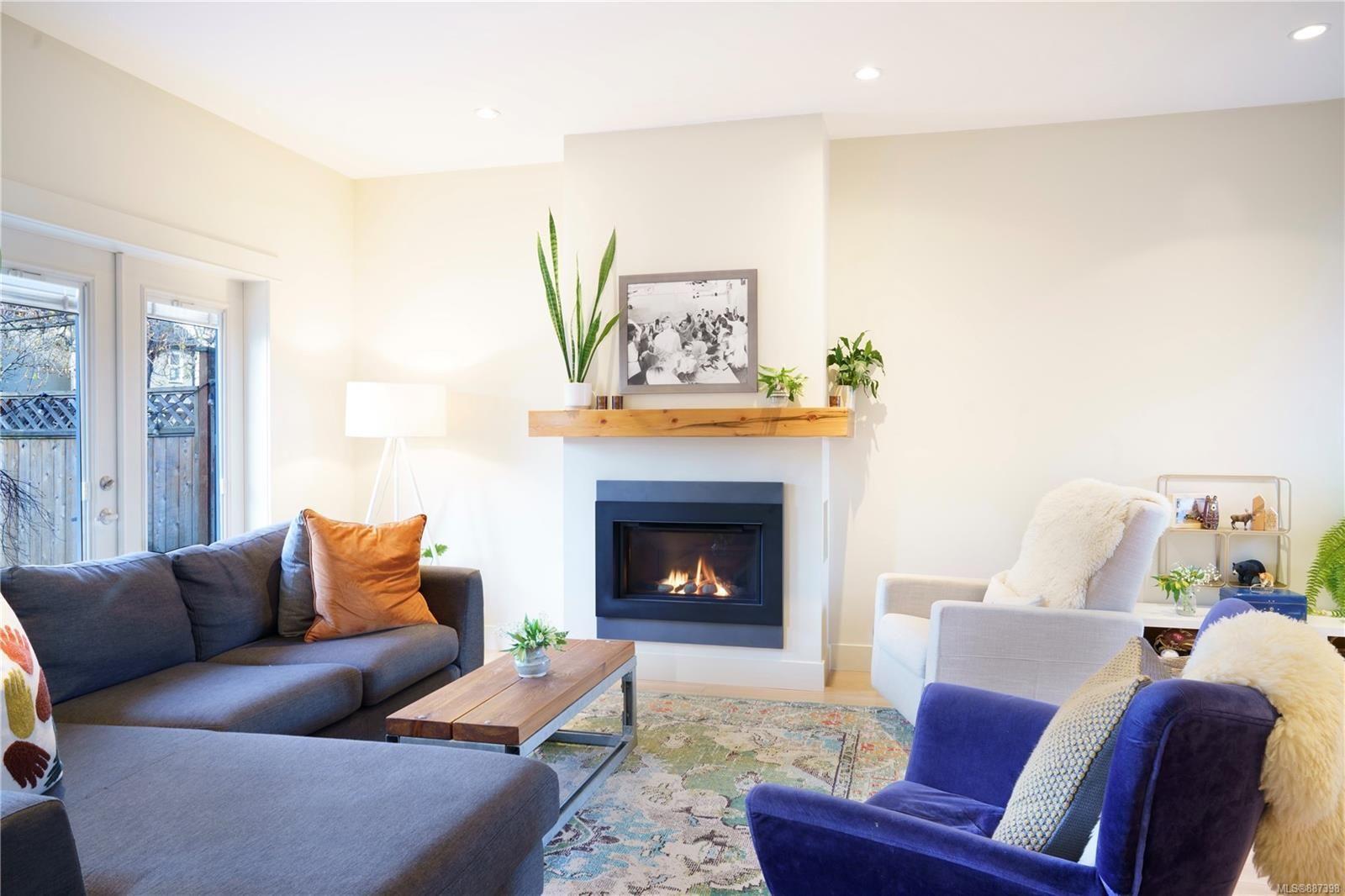 Main Photo: 944 Mason St in Victoria: Vi Central Park House for sale : MLS®# 887398