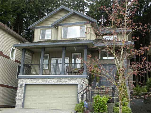 Main Photo: 3223 NORWOOD COURT in : Westwood Plateau House for sale : MLS®# V825925