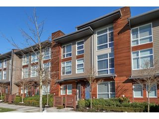 """Photo 1: 145 2228 162 Street in Surrey: Grandview Surrey Townhouse for sale in """"BREEZE"""" (South Surrey White Rock)  : MLS®# R2342622"""