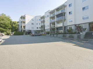 "Photo 1: 110 4758 53 Street in Delta: Delta Manor Condo for sale in ""SUNNINGDALE"" (Ladner)  : MLS®# R2394915"